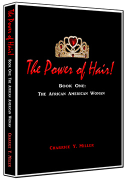 The Power of Hair! 3D Book Cover